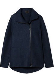 Akris Ray cashmere-felt jacket