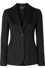 Akris Saigon wool and cashmere-blend jacket