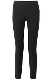 Akris Wool-blend slim-leg pants