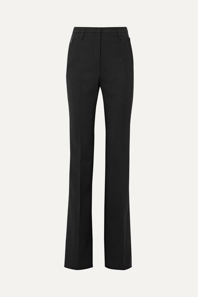 Wool-blend bootcut pants from NET-A-PORTER