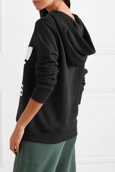 adidas Originals. Trefoil bedruckter Hoodie aus Baumwoll-Jersey. €47.60.  Play 442ab4795a