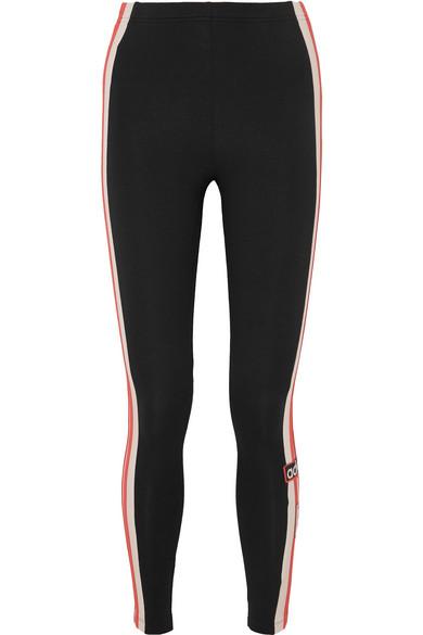 adidas Originals   Leggings aus Baumwoll-Jersey mit Stretch-Anteil ... 08b9433258
