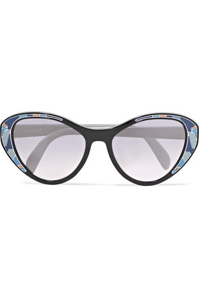 b81fd0aa35 ... gold tone sunglasses women sunglasses accessories 3b9fukg1 5e779 05500  coupon code prada cat eye acetate mirrored sunglasses net a porter 5b7a0  64bd0 ...
