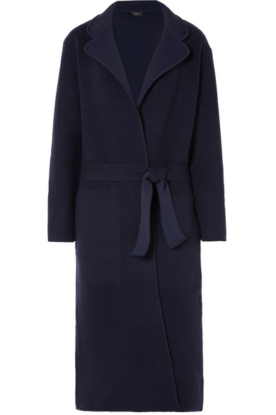 Wool Blend Coat by Joseph