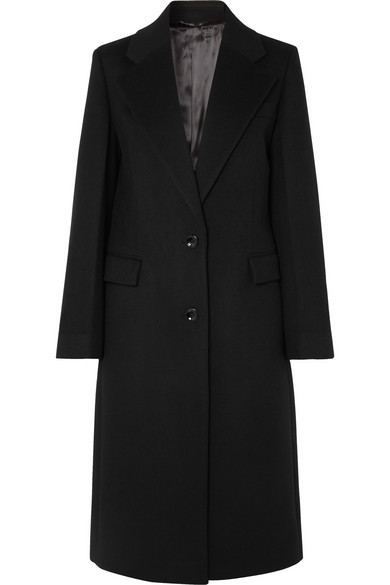 Magnus Wool Blend Coat by Joseph