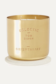 Eclectic Orientalist Scented Candle, 540g