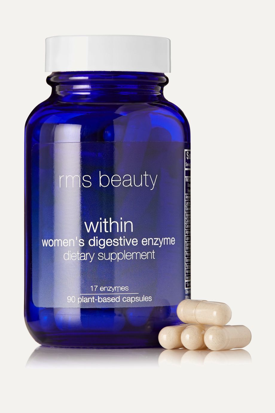 RMS Beauty Within Women's Digestive Enzyme, 90 capsules