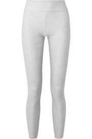 Tuxedo stretch-Supplex leggings