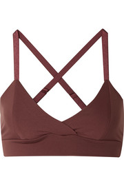 V stretch-Supplex bra
