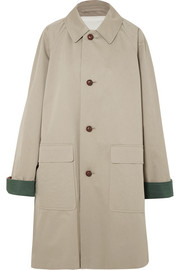 Burberry Cotton-gabardine coat