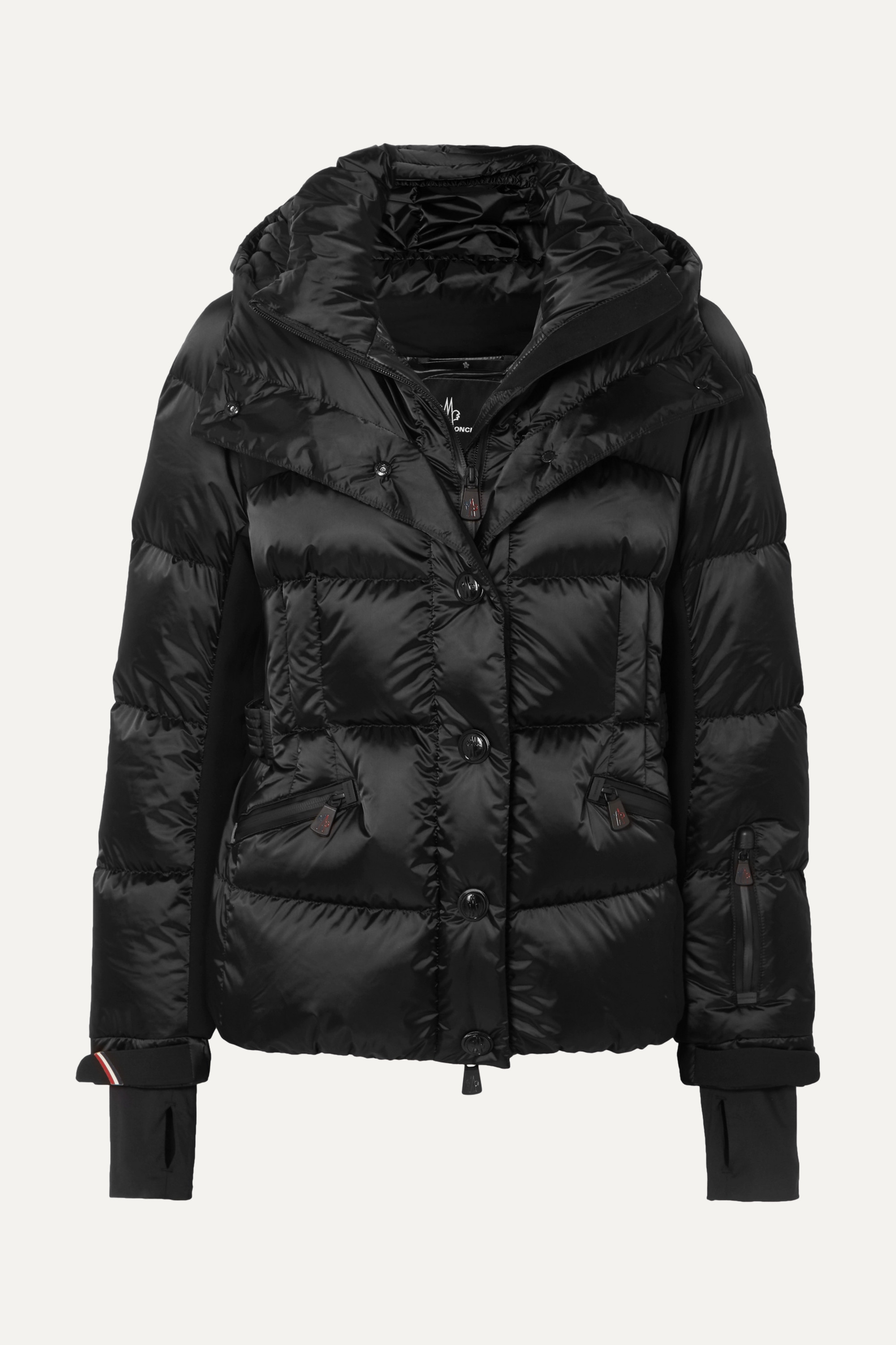 Moncler Grenoble Antabia quilted down shell jacket