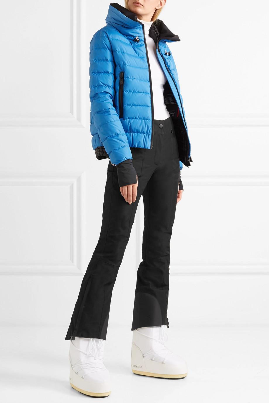 Moncler Grenoble Pantalon de ski évasé