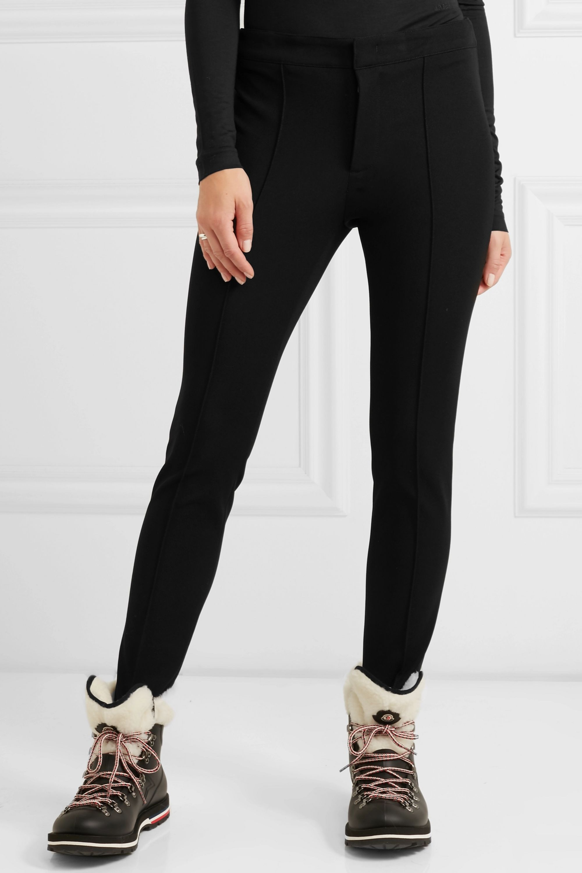 Moncler Grenoble Stretch-twill stirrup pants