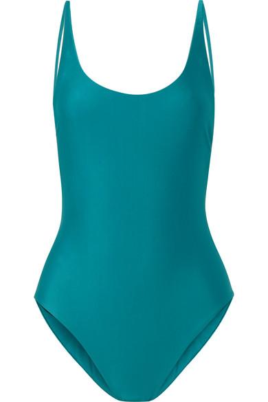 HAIGHT Malliot Swimsuit in Teal