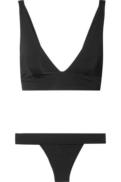 HAIGHT V Bikini in Black