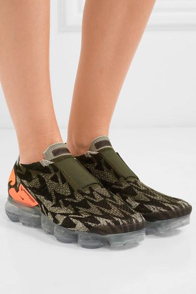 Nike | Air 2 VaporMax Moc 2 Air Flyknit Sneakers e60ccf