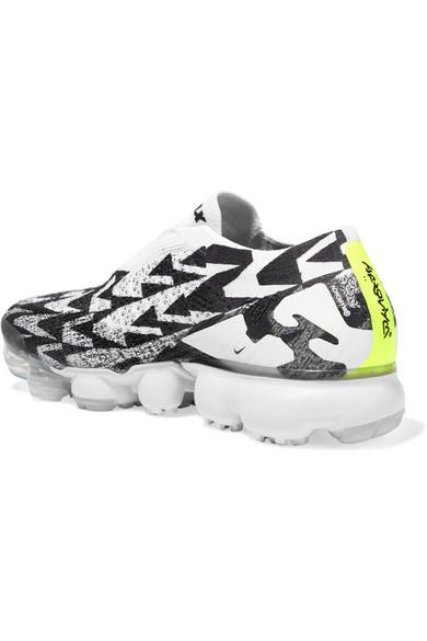 Nike. Air VaporMax Moc 2 printed Flyknit sneakers. £190. Zoom In