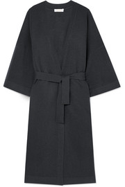 Intimist wool and cashmere-blend robe