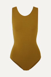 Eres Poker Full cut-out swimsuit