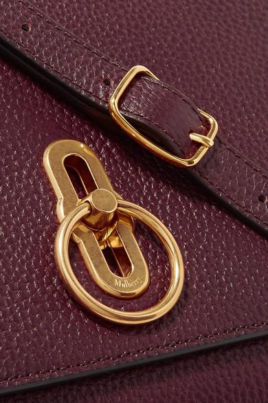 Mulberry Amberley Schultertasche aus strukturiertem Leder