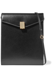 Victoria Beckham Postino leather shoulder bag