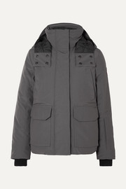 Blakely quilted down jacket