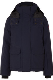 Canada Goose Blakely hooded quilted shell down jacket