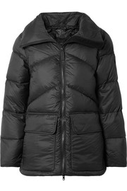 Ockley quilted shell down parka