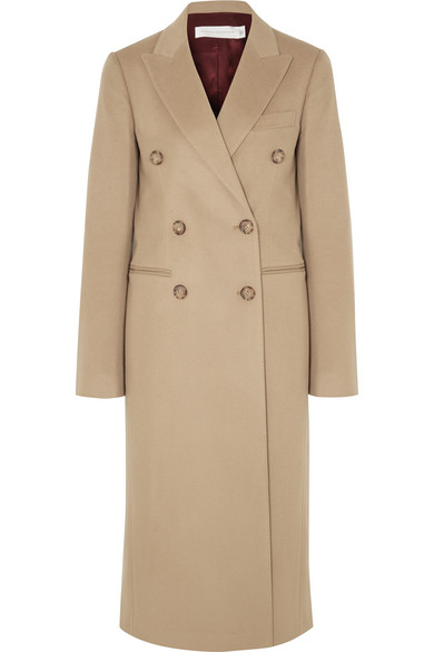 Victoria Beckham Clothing CASHMERE-FELT COAT