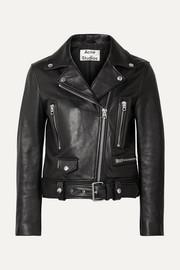 아크네 스튜디오 Acne Studios Leather biker jacket