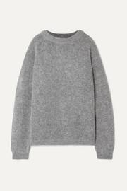 아크네 스튜디오 Acne Studios Dramatic oversized knitted sweater