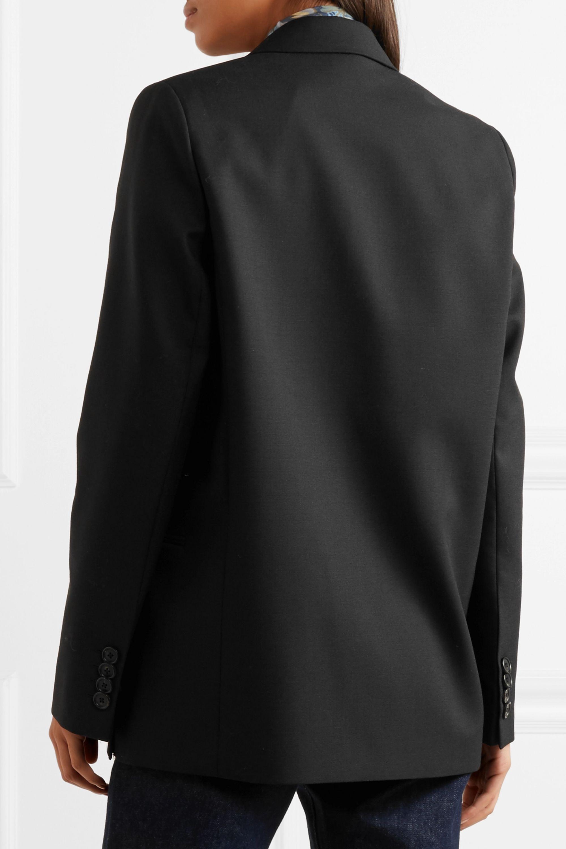 Acne Studios Doppelreihiger Blazer aus Wolle