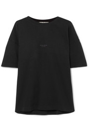 Acne Studios Stellie printed cotton T-shirt
