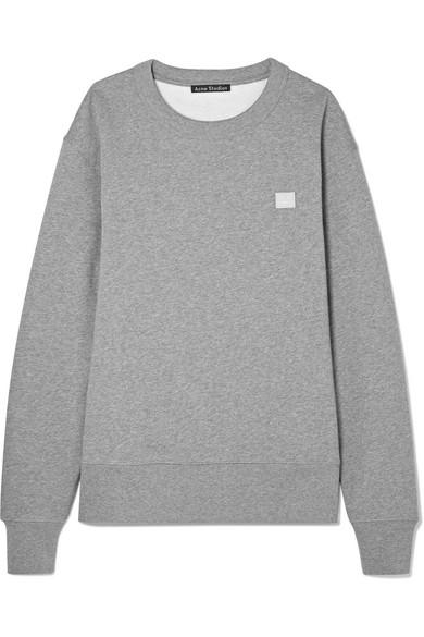 acne sweatshirt sizing