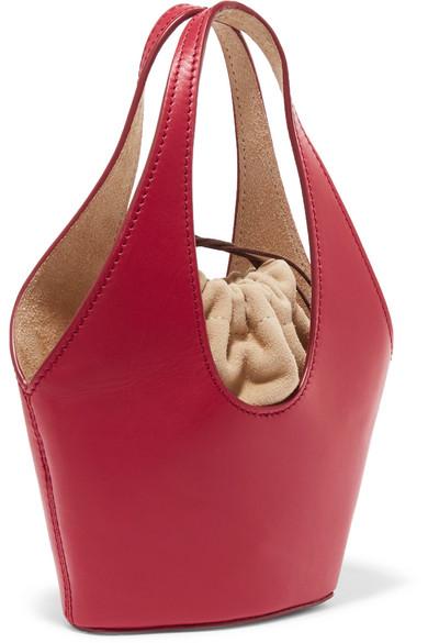 88bd8f19b422 Jacquemus. Le Cariño leather shoulder bag