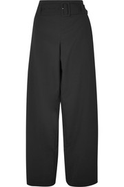 REJINA PYO Ava belted wool-blend pants
