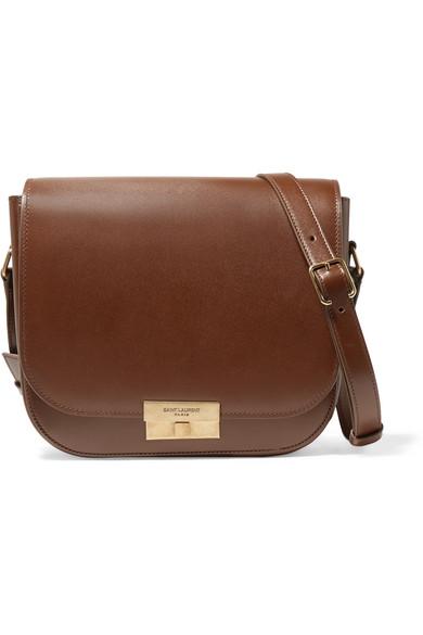 e0d76eaefb6d5 Saint Laurent. Betty leather shoulder bag