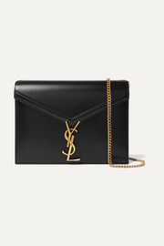 Saint Laurent Cassandra leather shoulder bag