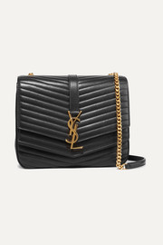 Saint Laurent Sulpice medium quilted leather shoulder bag