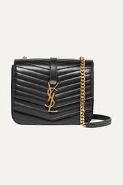 생 로랑 Saint Laurent Sulpice small quilted leather shoulder bag