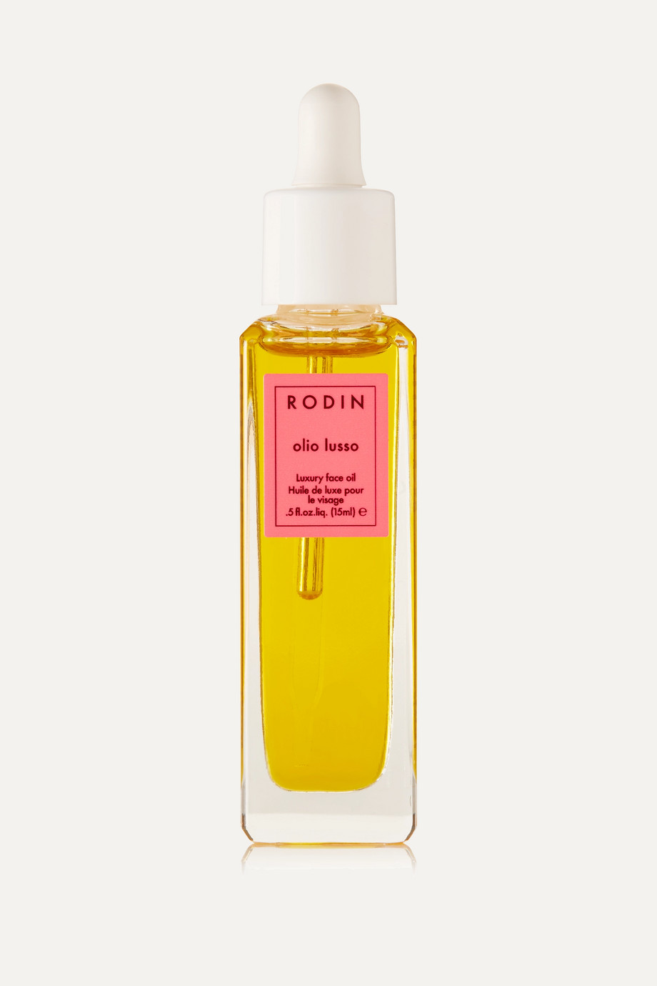 Rodin Luxury Face Oil - Geranium & Orange Blossom, 15ml