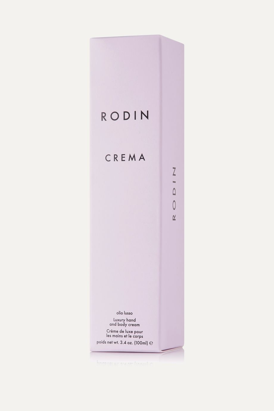 Rodin Lavender Luxury Hand and Body Cream, 100ml