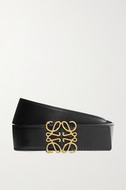 Loewe Embellished leather belt