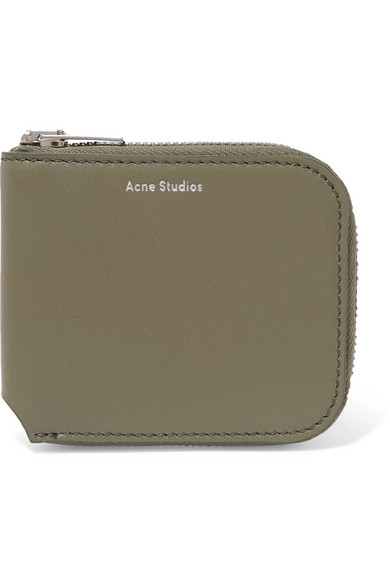 Kei S leather wallet
