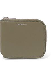아크네 스튜디오 Acne Studios Kei S leather wallet