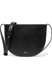 Juliette leather shoulder bag