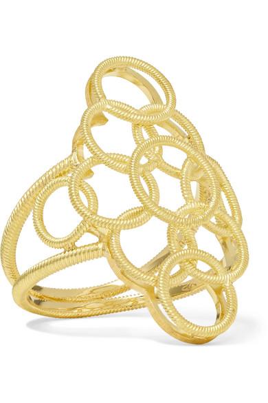 Hawaii 18-karat Gold Ring - 54 Buccellati t26mtXLBN