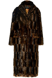 Etro Faux fur coat