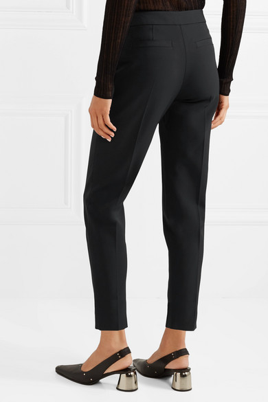Proenza Schouler Pants Carrot twill tapered pants