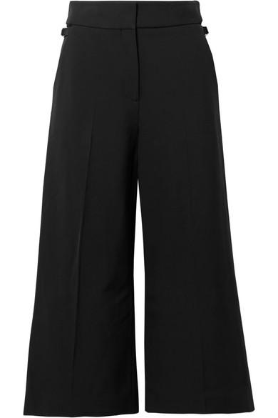 PROENZA SCHOULER Embellished twill culottes